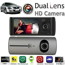 GPS Dashcam Autokamera Car Camcorder Video Registrator Dual Len Taxi Camera DVR