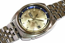 Seiko 6119-7183 double window watch - Serial nr: 492560
