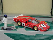 "FLY GB TRACK FERRARI 512S CODA LUNGA ""RONNIE PETERSON"" #7 NEW OLD STOCK"