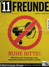 11 Freunde Dezember Nr.85/2008,Ultras,Robert Enke,Zaire 74,Grenoble Foot,Tattoos
