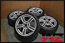 "Complete Set of Four 11-16 19"" BMW 5 Series F10 M Sport Wheels with Tires! OEM"