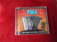 INTERNATIONAL FISA VOL.3  VANIO TESTI  COOPERFISA  CD  NUOVO