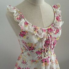 LIZ LISA Dress Kawaii Japanese Fashion Floral Hime Gyaru Shibuya109