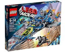 LEGO 70816: Benny's Nave Spaziale, ASTRONAVE NAVICELLA SPAZIALE! - NUOVO di zecca, sigillato in fabbrica