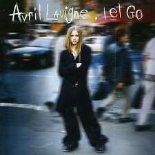 CD*AVRIL LAVIGNE**LET GO***NAGELNEU & OVP