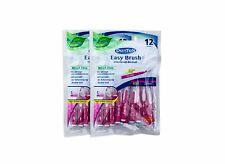 2x DenTek Easy Brush Interdental - Bürsten 2.0mm Mega Fein ISO: 0
