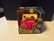 Disney Pixar Toy Story Super Soft Fun Racers With Sounds Woody's RoundUp MIB