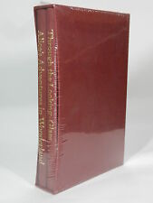 Alice's Adventures in Wonderland/ Through the Looking Glass, Folio Society, New
