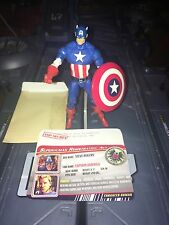 Marvel Universe Captain America Avengers Civil War 3.75""