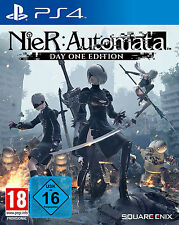 Nier: Automata DayOne-Edition inkl. 6 DLCs | PS4 | NEU & OVP | Vorbestellung