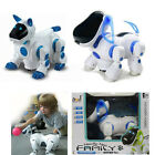 Robot Electronic Robotic Pet Dog Toy Puppy for Kids Children's Gift to Play