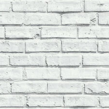 White Brick Carta Da Parati Da Arthouse 623004