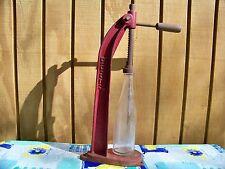 Vintage Bottle Capper 'Big Ben' Root Beer Capper Wine Cellar or Man Cave Gift