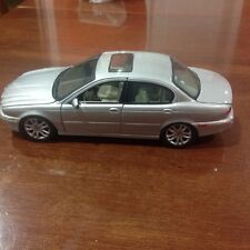 Maisto Special Edition 1:18 Jaguar x type Silver In Top Condition!!