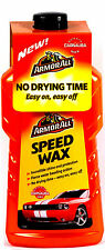 ARMORALL SPEED WAX NO DRYING TIME-EASY ON,EASY OFF HIGH GLOSS SHINE - 500ML