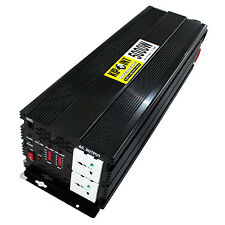 5000W / 10000W 12V, 230V, 50HZ Modified Power Inverter + 20A Charger By EMS