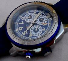 Mint Rare Retro INVICTA Men's 2984  II Collection Moon Phase Multifunction Watch