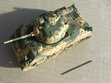 CORGI TANK 1.50 SCALE M4 A3 SHERMAN BOXED CC51004  (WRONG AERIAL IN BOX)