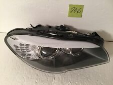 2011-2012-2013 BMW 5 SERIES XENON HEADLIGHT RIGHT  SIDE OEM COMPLETE 11 12 13