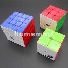 2X2X2 3X3X3 4X4X4 CYCLONE BOYS Magic Speed cube Stickerless HOT GIFT FOR CHILD !