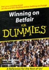 Winning on Betfair for Dummies by Jack Houghton (2006, Paperback)