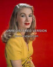 """Veronica Lake 10"""" x 8"""" Photograph no 4"""