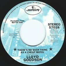 LLOYD GOODSON There's No Such Thing As A Cheap Motel ((**NEW 45 DJ**)) from 1980