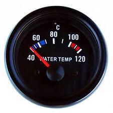 Temperatura acqua Strumento aggiuntivo Universal Indicatore 52mm NUOVO