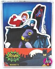 NEW OFFICIAL BATMAN 1966 MAGNET SET FRIDGE MAGNETS PRESENTATION CASE