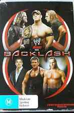 WWE Raw- Backlash 2006 DVD Region 4 (VG Condition)