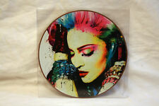 MADONNA FEVER IN COLOGNE REBEL HEART LIVE LP PICTURE-DISC