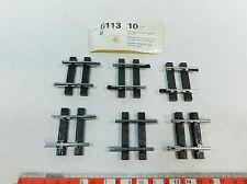 AY70-0,5# 6x Utz/Fama/Roco AlpinLine Spur 0m/DC 5113 (90-5118) Gleis, NEUW