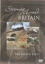 Steaming Around Britain - The North East (DVD 2006) FREE UK POST