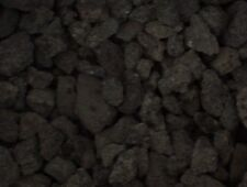 VERY HARD TO FIND 18 LB BLACK LAVA ROCK AQUARIUM SUBSTRATE BEST DEAL ON EBAY!!!