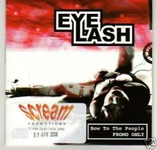 (B337) Eye Lash, Bow to the People - DJ CD
