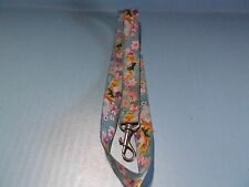 """Old & Unique Collectible Key Chain 17""""in Old Tinkerbell Lanyard Darling!!"""