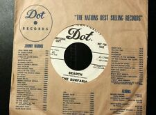 "THE SURFARIS - ""Search"" / ""Shake"" (Dot 45-17008) WHITE LABEL PROMO Surf/Garage"