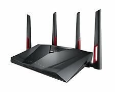 Asus rt-ac88u Wireless dual band ac3100 pro-gamer router WLAN nuevo con embalaje original ***