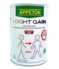New Milk Powder Appeton Weight Gain Adult Chocolate Flavor 450gr