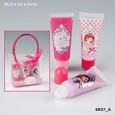Depesche TopModel 6837_g1 Lipgloss-Set in piccole borsetta con fiocco