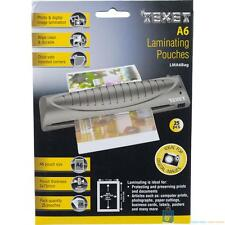 A6 Laminating Pouches 150 MCN (PK 25)