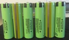 """Brand New """"6""""  Panasonic NCR18650BE 3.7V 3200mAh Rechargeable Battery Protected"""