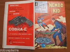 Superman Nembo Kid Albi del falco n 388 tre desideri 22-9-1963 mondadori editore