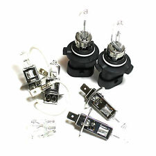 H1 HB3XS H3 501 55w Clear Xenon HID High/Low/Fog/Side Light Bulbs Set/Kit