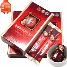 6 Years Korean Red Ginseng Extract DailyTime 30 Stick (10mL x 30 Stick) Panax