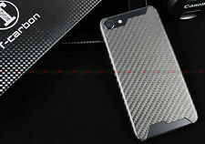100% CARBON FIBER MATT FLAT LUXURY CASE W/ GIFT BOX FOR 4.7'' APPLE iPHONE 7