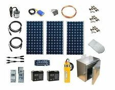 Solar Well Water Pump System - Solar Powered Water Pumping - Off-grid Solar Pump