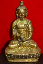 Buddha statue Amoghasiddhi The Lord of Karma destruction the poison of envy .