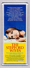 THE STEPFORD WIVES movie poster LARGE 'WIDE' FRIDGE MAGNET - HORROR CLASSIC!