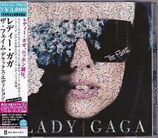 Free Shipping! LADY GAGA THE FAME Delux Edition CD DVD JAPAN OBI OOP